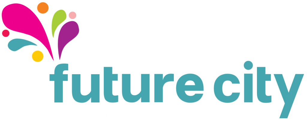 Bands for hire | Capone | Future City Events Logo 1