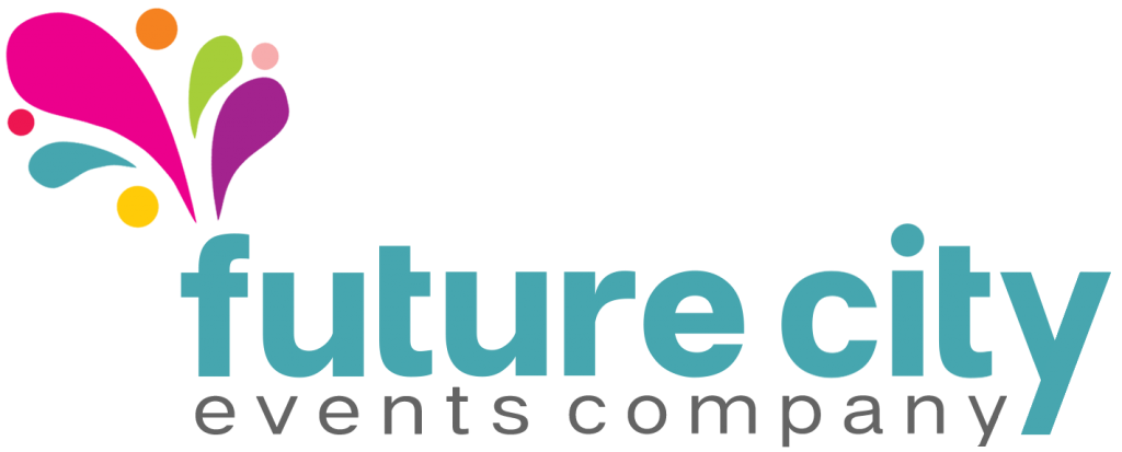 Bands for hire | Capone | Future City Events Logo 2